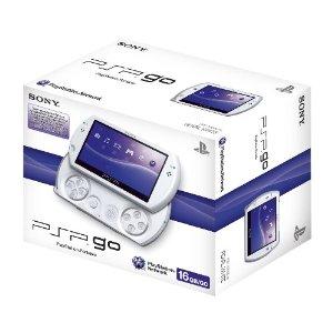 Psp Go White Sony