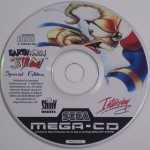 Earth Jim Sega Mega Cd