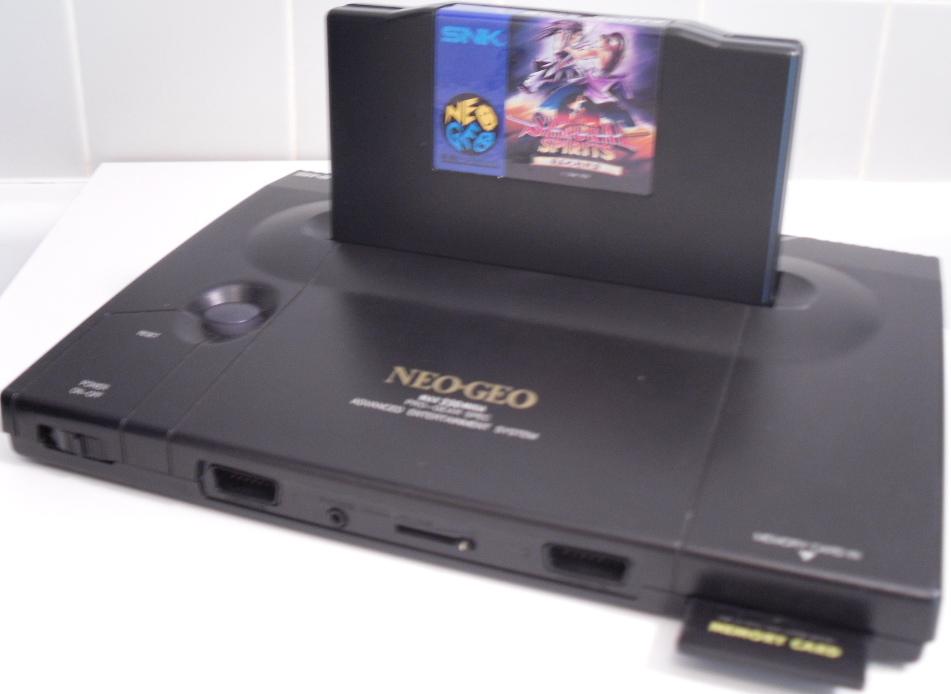 Neo Geo cartouche de Snk