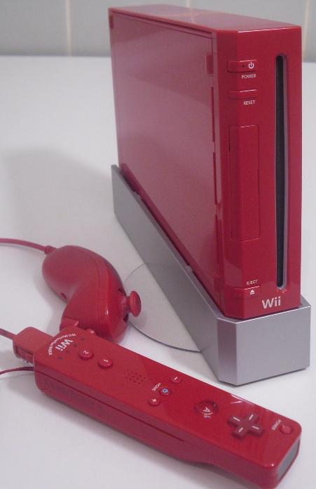 Wii édition spéciale 25 ans de Mario