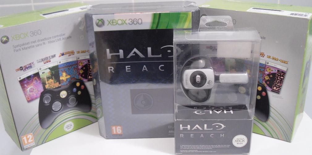 Jeux et accessoires Xbox 360