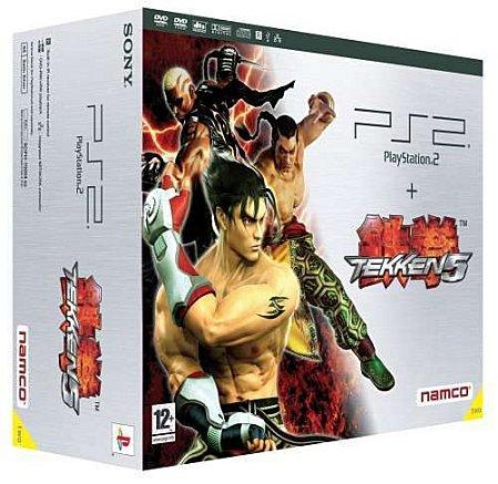 Sony Ps Two Tekken 5