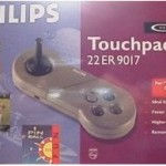 Touchpad philips