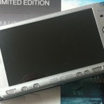 Sony Psp Slim 2004 version collector Final Fantasy VII