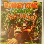 Donkey Kong Country Returns Nintendo Wii