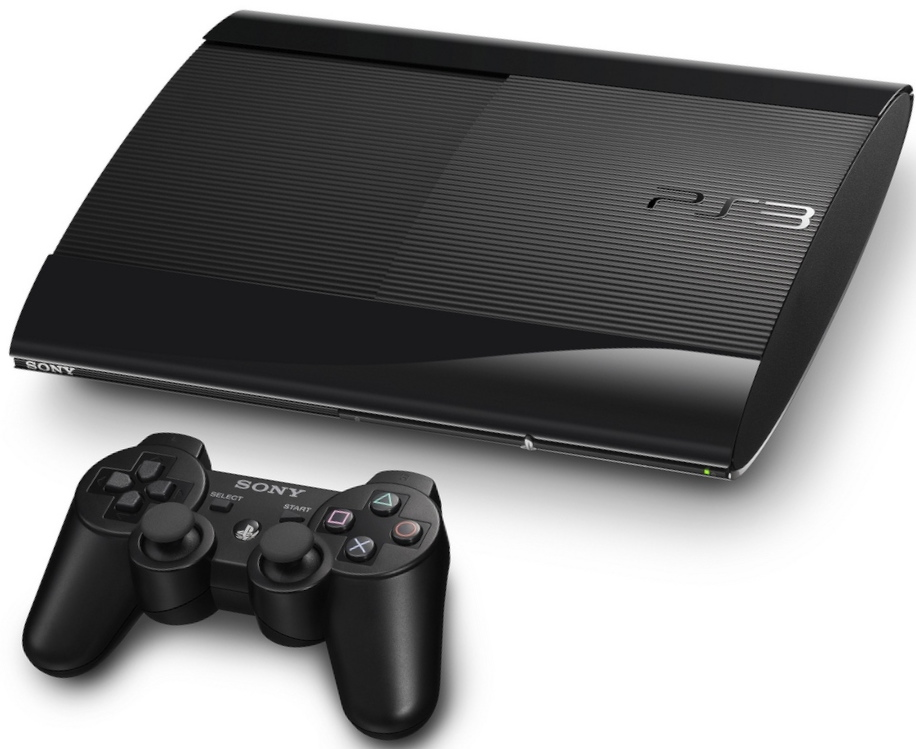 ps3 super slim Sony