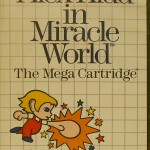 Jeu Alex Kidd in Miracle World