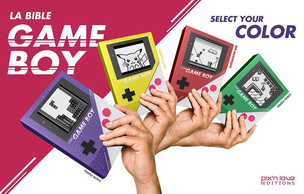 Bible Pix'N Love Game Boy en préco!!!