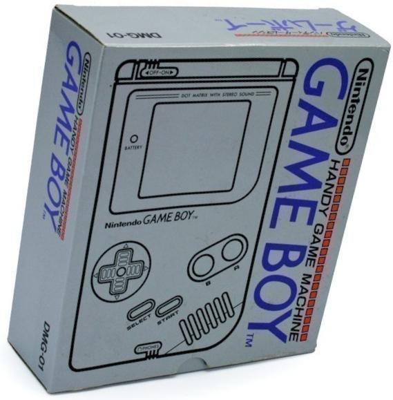 Boite Japon Nintendo GameBoy