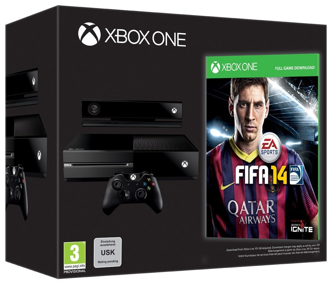 Xbox One Fifa 14 Day One