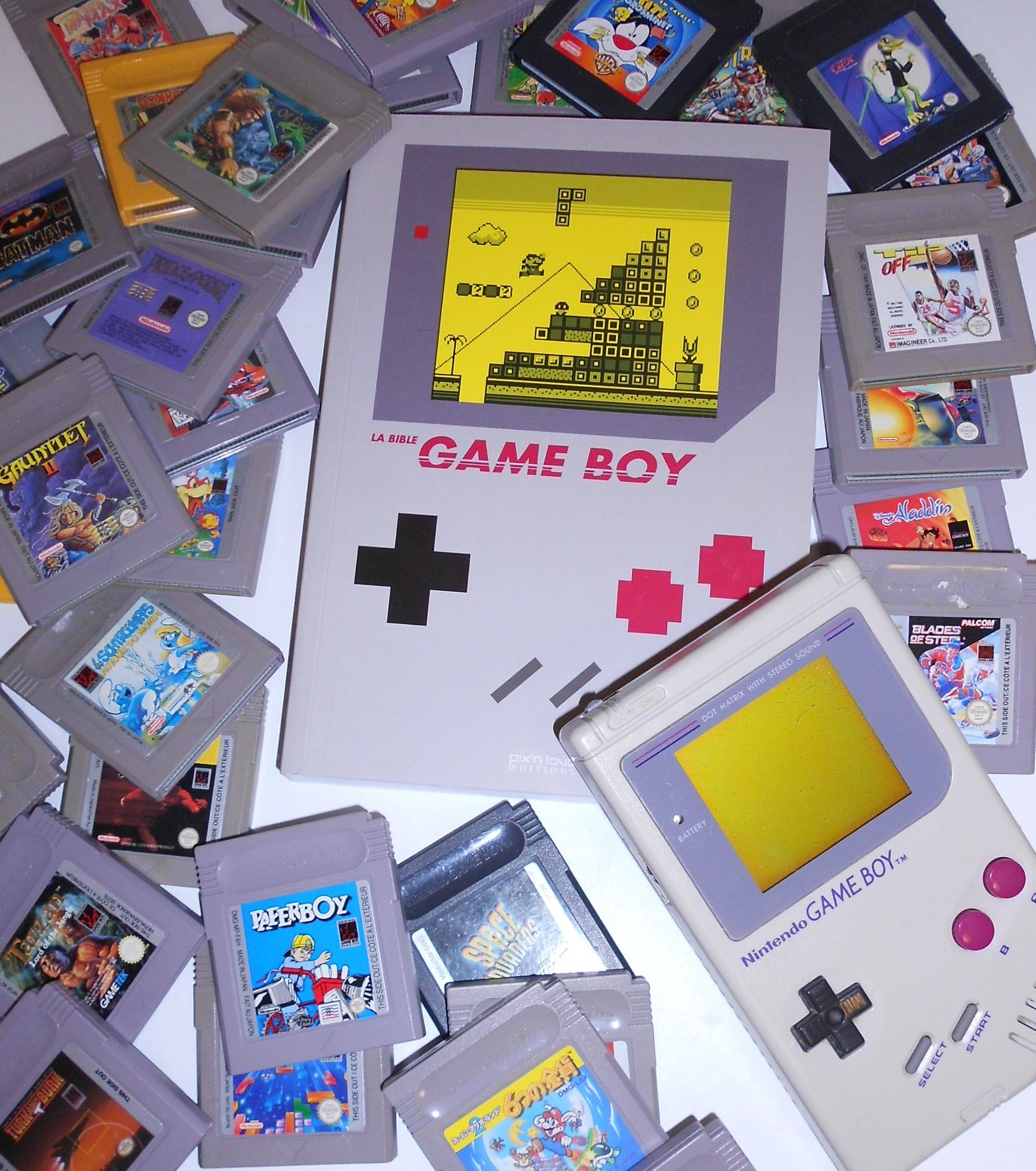 Pix'n love La bible Game Boy