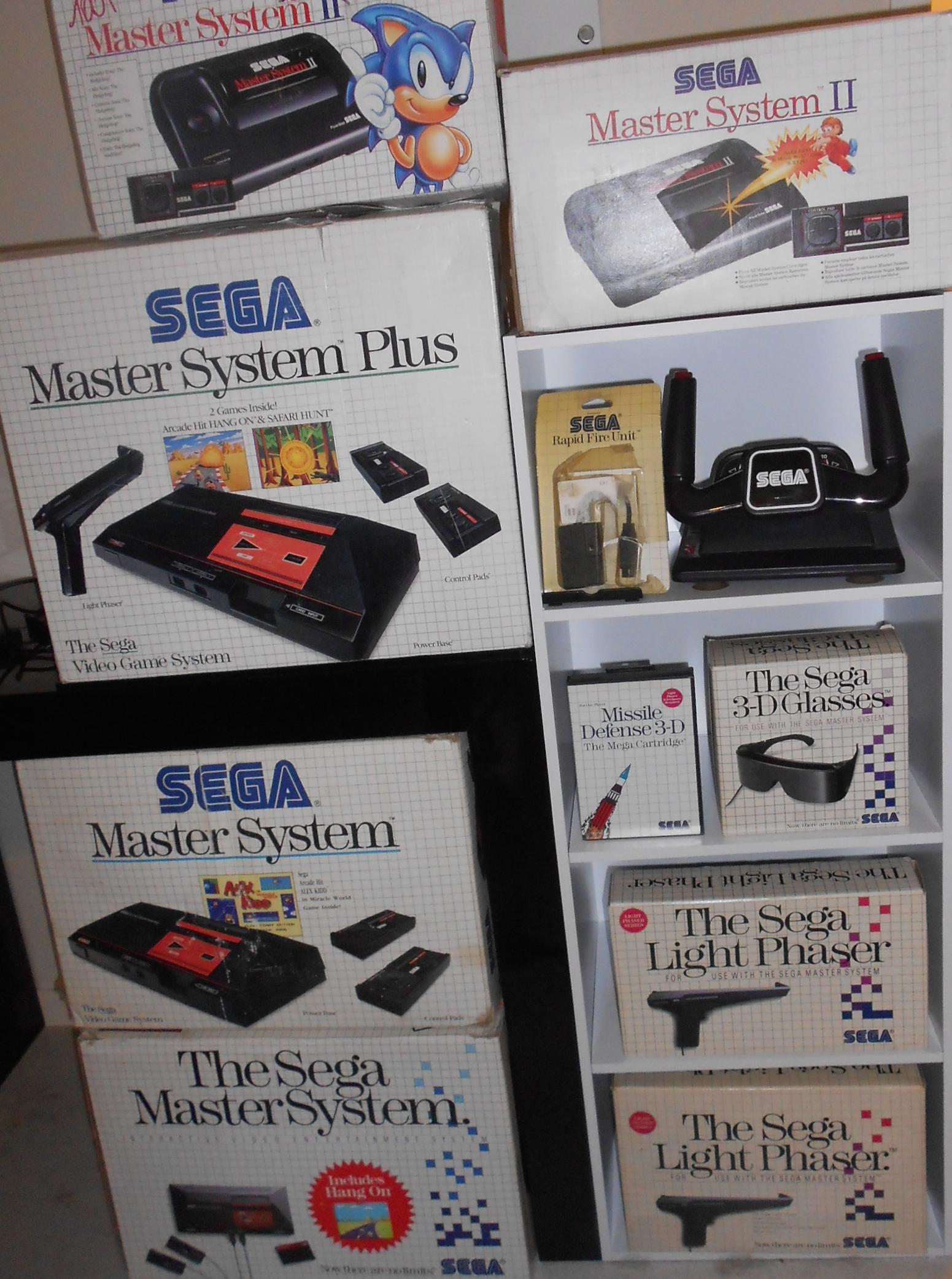FoKal Sega Master System
