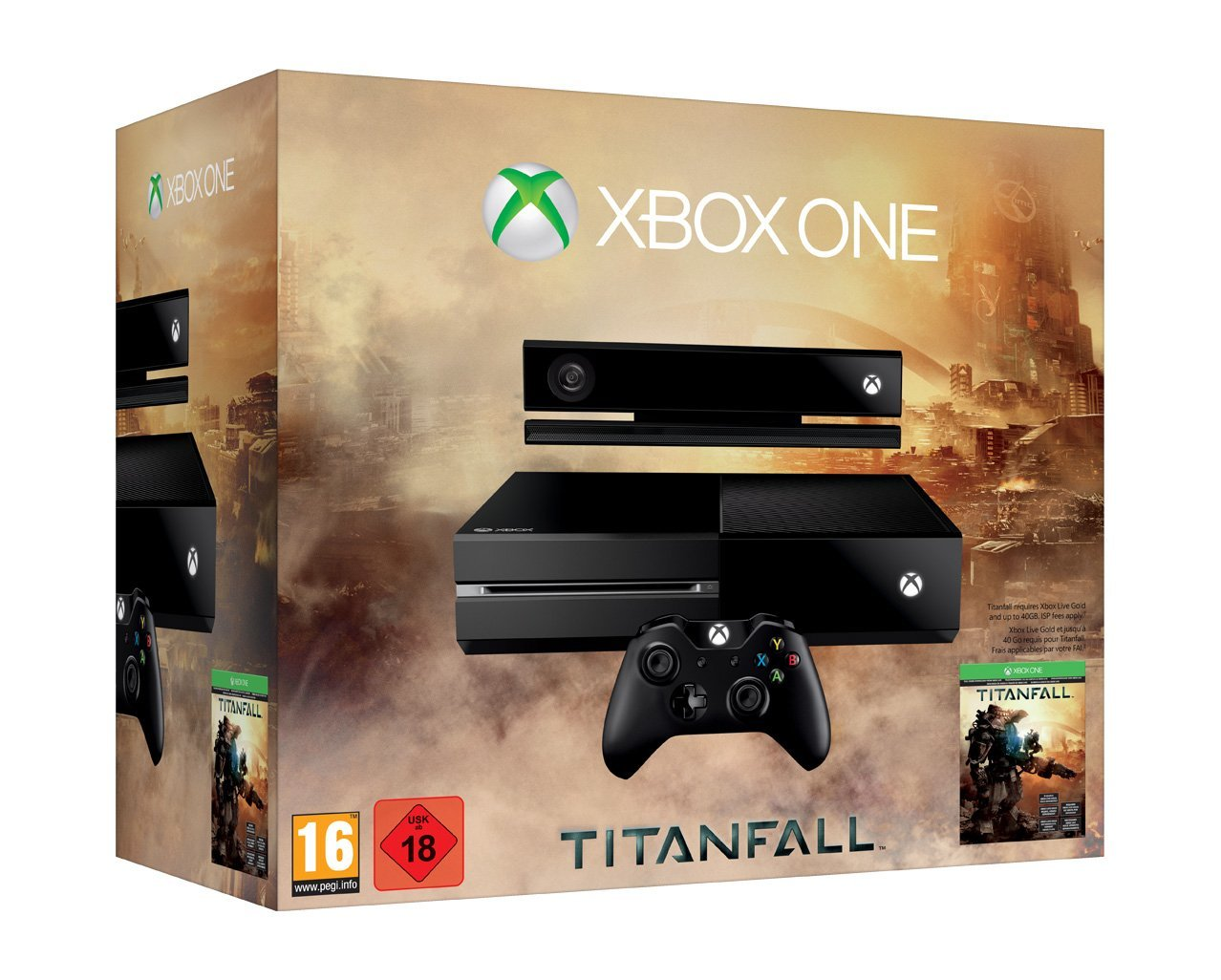 Xbox One pack Titanfall