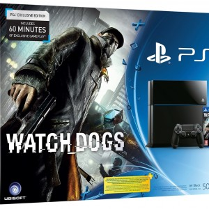 Plastation 4 pack Watch Dogs