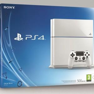 Playstation 4 Sony White