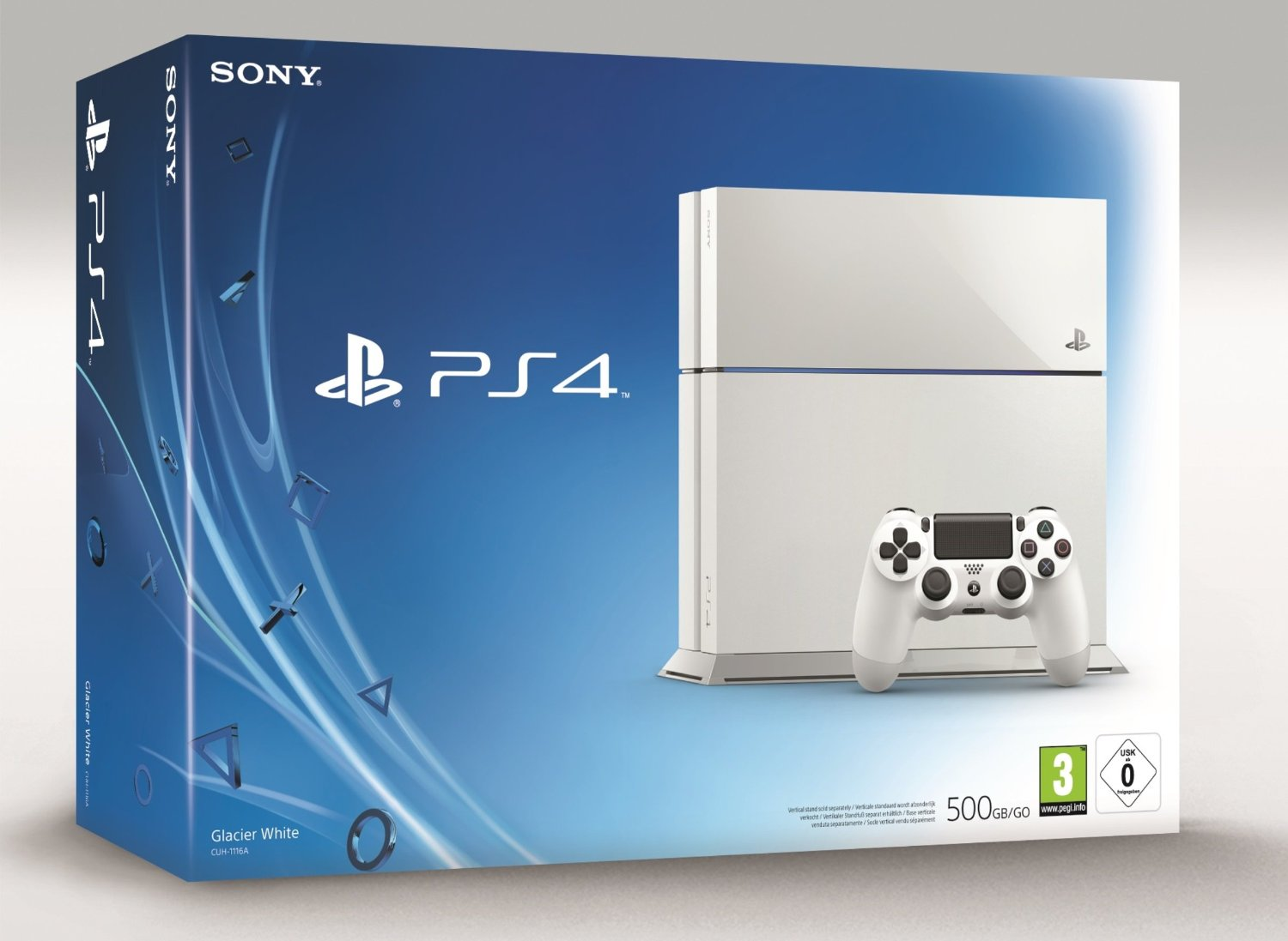 Playstation 4 Sony White